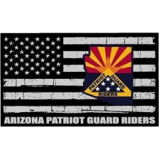 Arizona Patriot Guard Riders ~ Decals